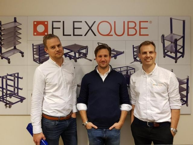 Anders,Per and Christian FlexQube