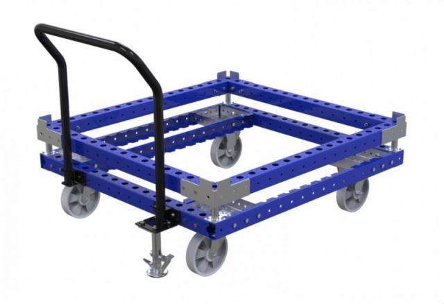 FlexQube's Top 5 Industrial Push Carts