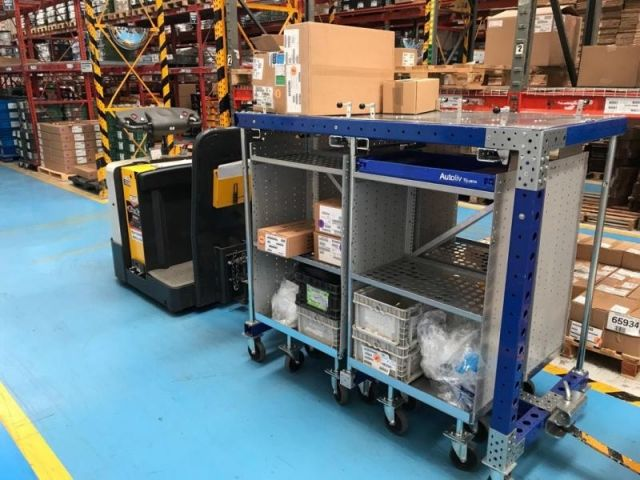 7 Steps to Boost Your Performance with Lean Material Handling