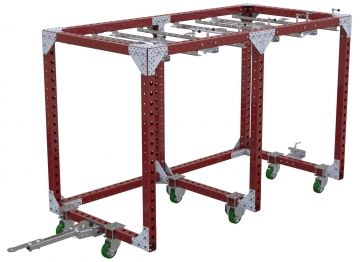 Mother Cart–4 in 1 – 1190 x 2380 mm