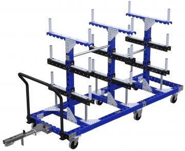 Hanging Cart – 2240 x 770 mm