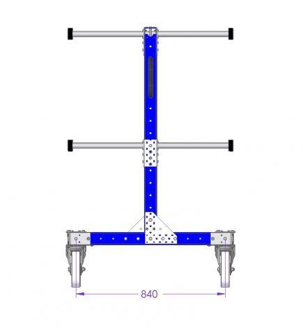 Tube Cart – 1960 x 910 mm