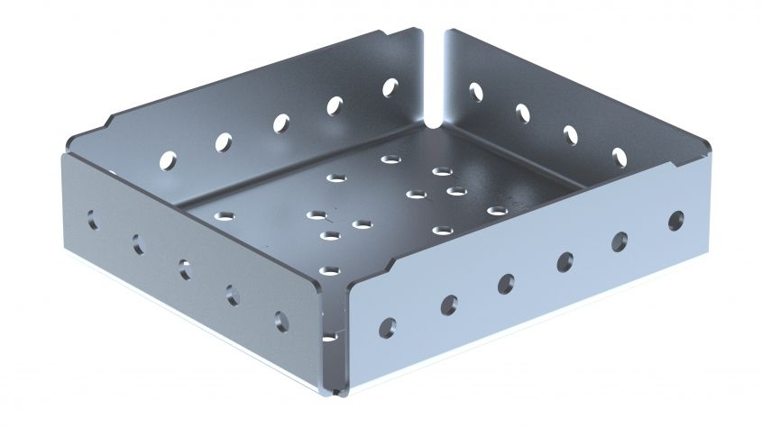 Wheel Attachment Box