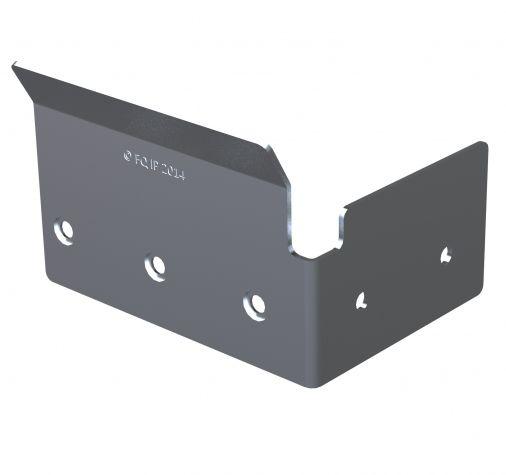 Right Angle Corner Plate