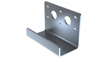 Pintle Hitch Attachment Plate