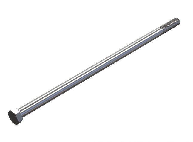 Hex Head - M20 x 500 mm