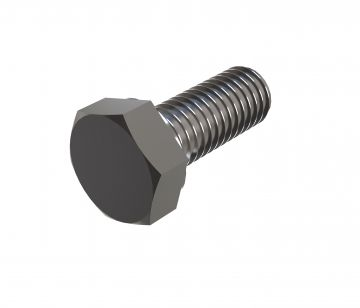 Hex Head Fully Threaded - M8 x 20 mm