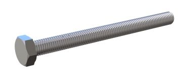 Fully Threaded - M10 x 120 mm