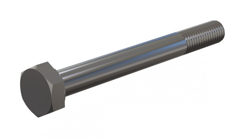 Hex Head - M10 x 95 mm