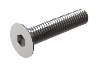 Countersunk Allen Head - M6 x 30 mm
