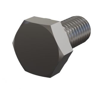 Hex Head - M10 x 20 mm