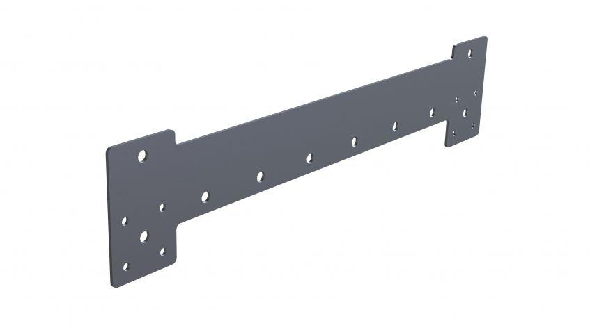 Shelf Edge Plate - 560 mm