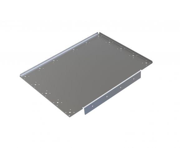 Top Plate EUR-pallet Cart