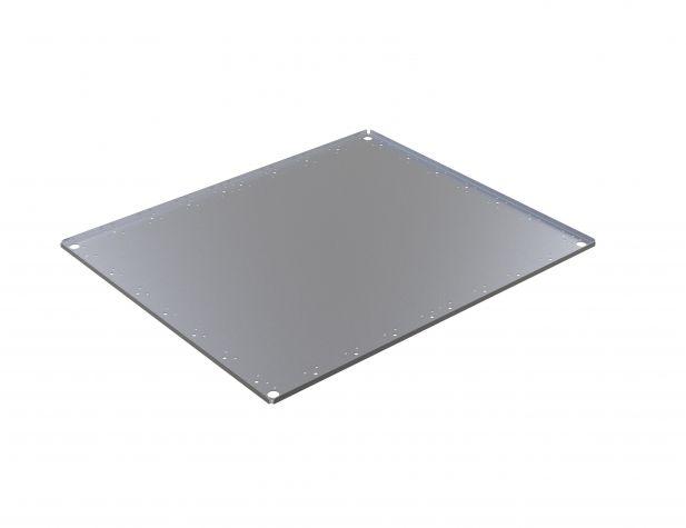Bottom Plate - 1260 x 1050 mm