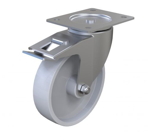125 mm Swivel Caster with Brake
