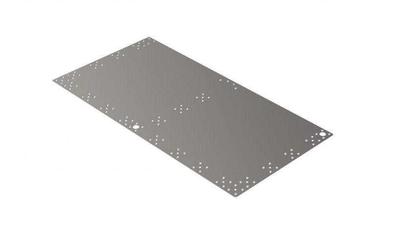 Rotation Platform Bottom Plate