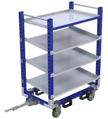 Flow Shelf Cart – 840 x 1400 mm
