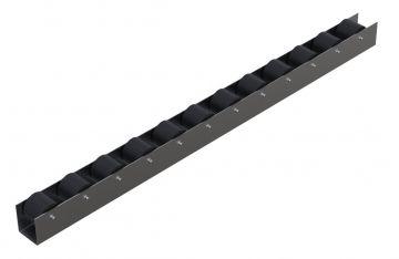 Roller rail - 610 mm