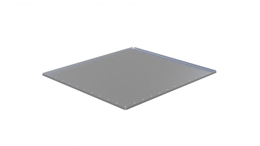 Top plate - 770 x 840 mm