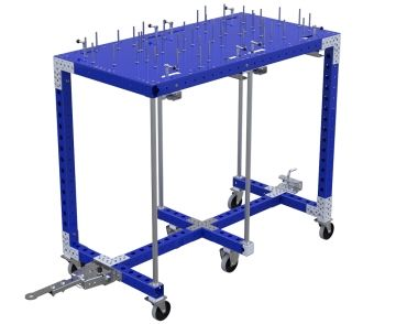 Mother cart – 4 in 1 – 1610 x 840 mm
