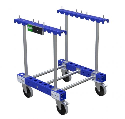 Cart For Trash – 630 x 630 mm