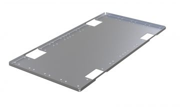 Top Plate - 1260 x 630 mm