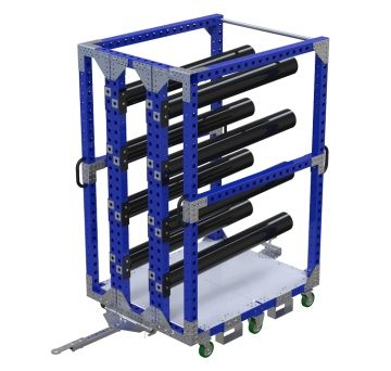 Heavy Duty Hanging Cart – 2170 x 1050 mm
