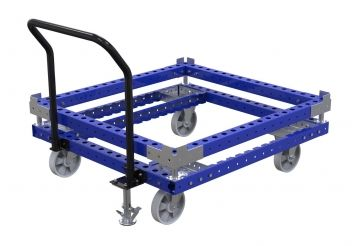 Pallet cart – 50 x 47 inches