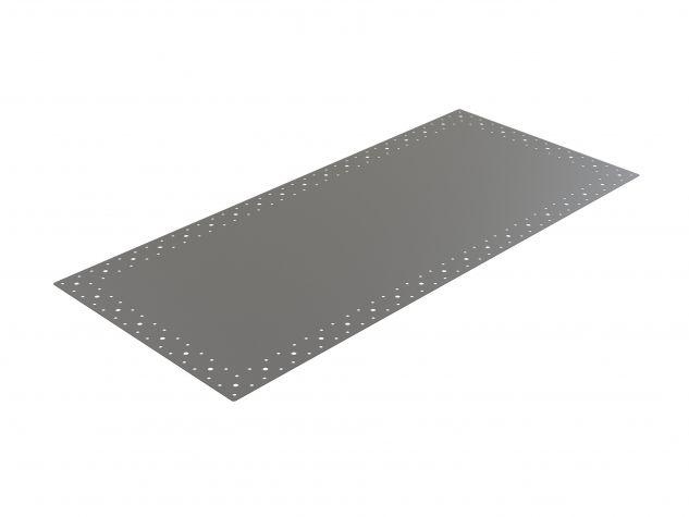 Flat Shelf - 1259 x 559 mm