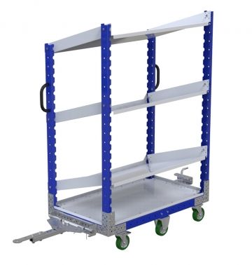 Flow Shelf Cart – 1190 x 700 mm