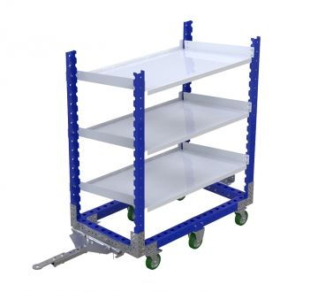 Flow Shelf Cart - 1260 x 700 mm