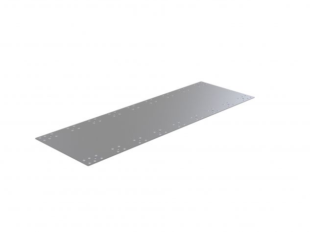 Top plate - 420 x 1260 mm