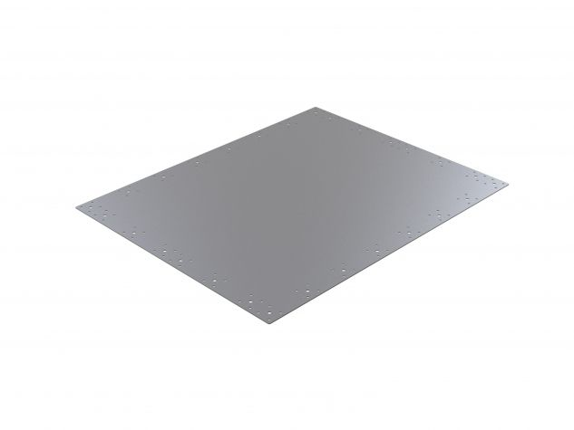 Top plate - 840 x 1050 mm