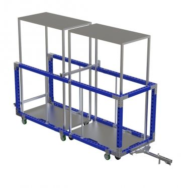 Mother Cart 2 in 1 – 2835 x 980 mm