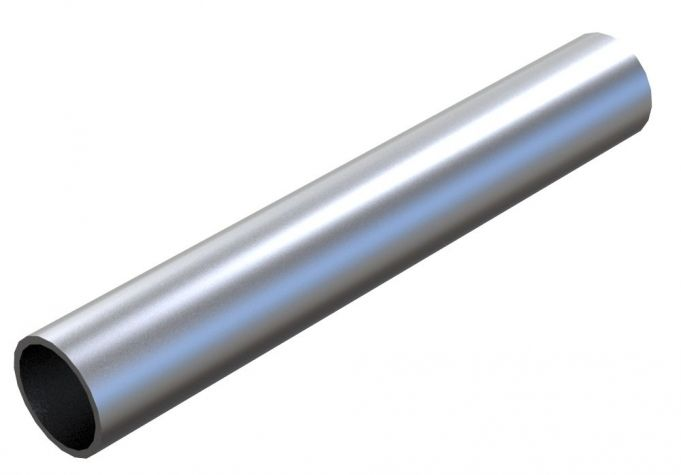 Outer Tube (No Plate) - 187 mm