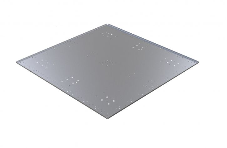Top plate - 50 x 50 inch
