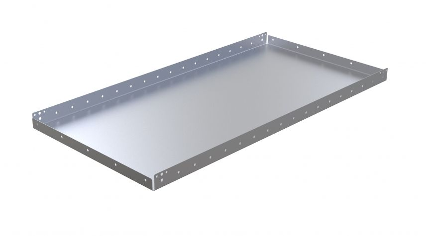 Flat Shelf - 630 x 1260 mm