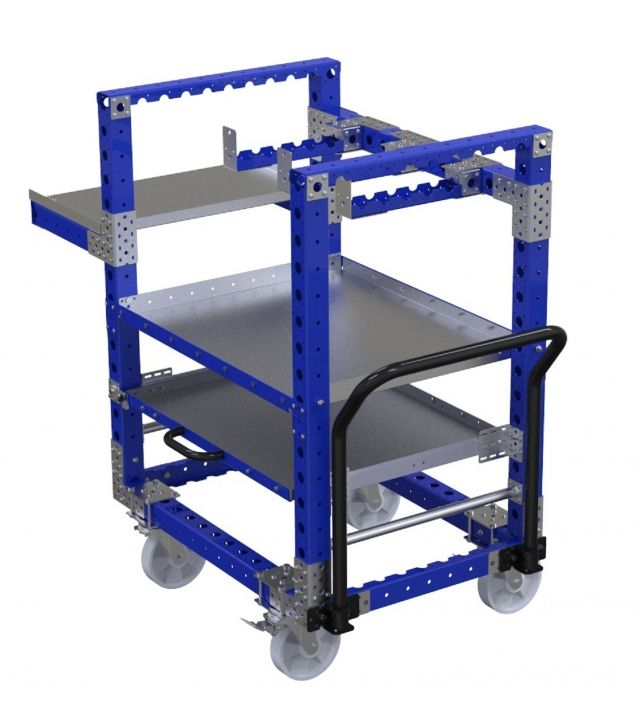 Kit Cart – 41 x 30 inches