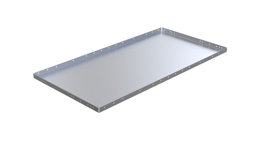 Telescopic Shelf - 1221 x 615 mm