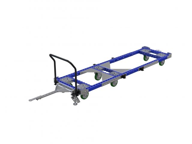 Tugger Train Cart – 3080 x 840 mm