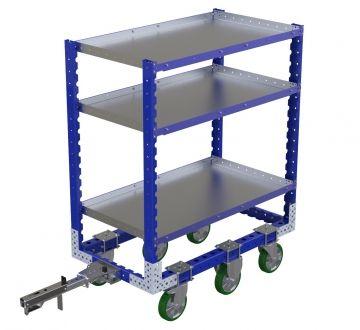 Flat Shelf Cart – 1260 x 700 mm
