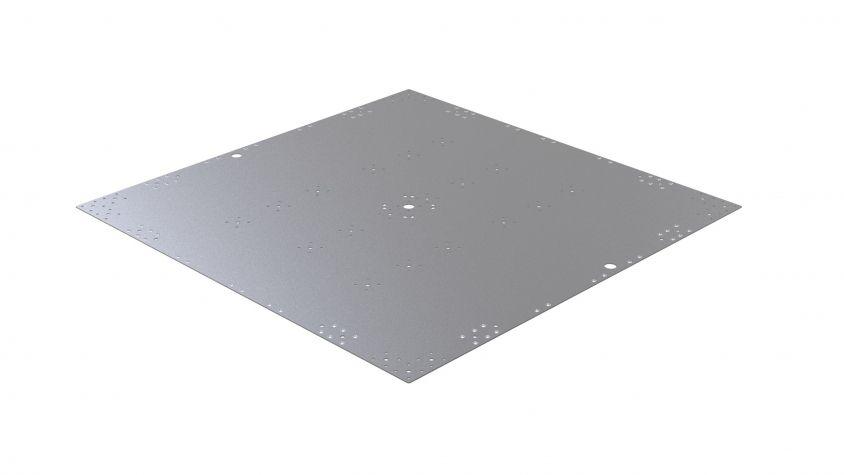Rotating platform Top plate - 50 x 50 inch