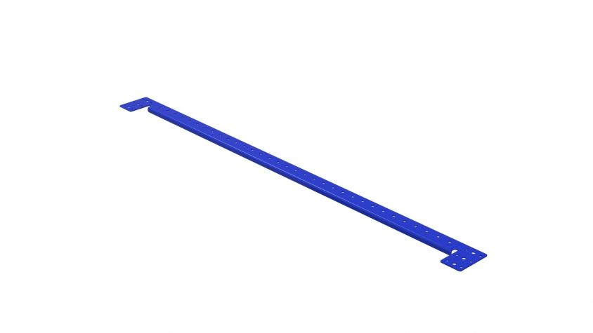 Angled Plate - 1318 mm