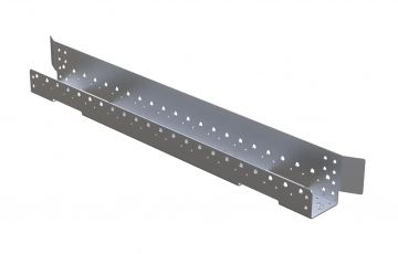 Roller Guide w Steering - 1120 mm for 100 mm Rollers