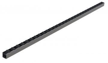 Roller rails - 1504 mm