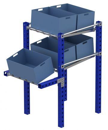 Flow rack – 840 x 1330 mm