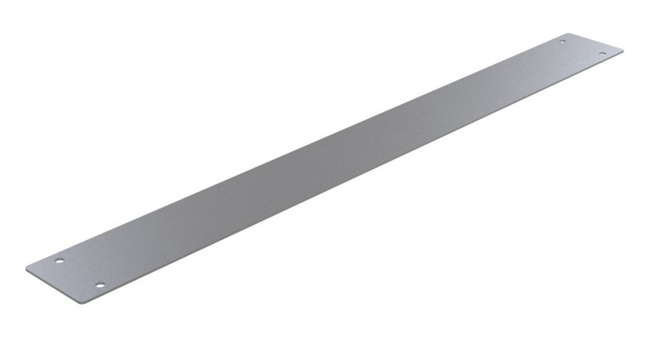 Steel plate - 964 mm