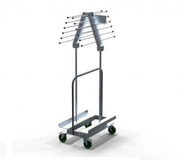 Trolley for Soft Spacers