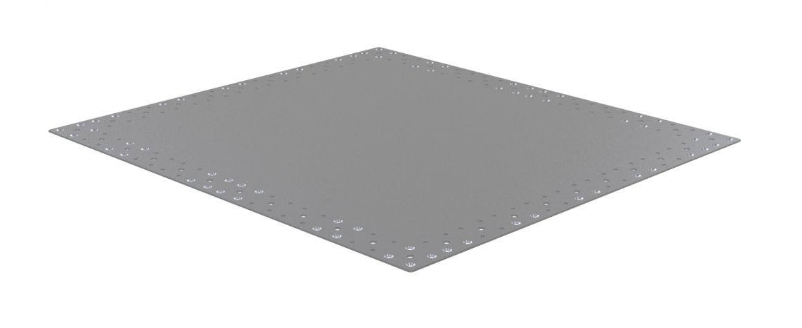 Top Plate - 840 x 770 mm
