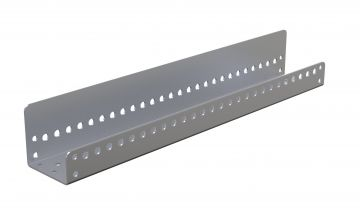 Roller guide 700 mm for 100 mm Rollers